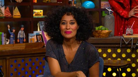 tracee ellis ross in kanye video watch tracee on kanye as a friend watch what happens