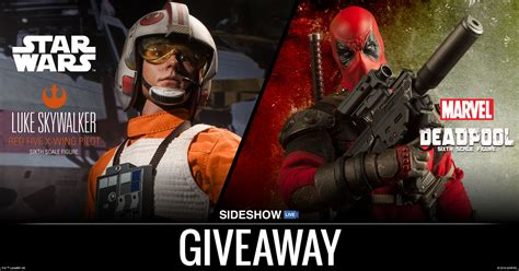 Marvel Giveaway - sideshow live star wars and marvel giveaway sideshow collectibles