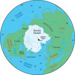 arctic circle map canada april geocat polar regions islands and bodies of water