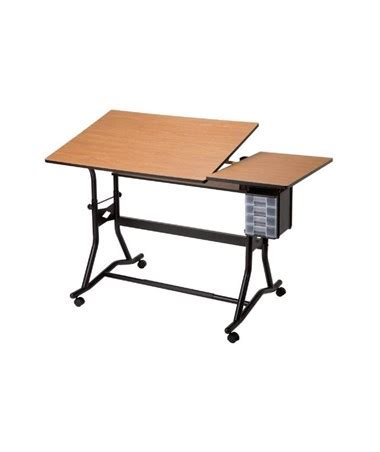 Alvin Craftmaster Iii Split Top Drafting Table Cm60 3 Wbr Split Drafting Table
