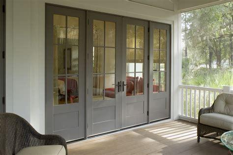 folding french doors exterior  door  brings