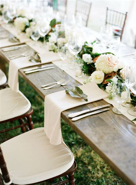 elegant table wedding trends 12 table runners centerpiece decoration