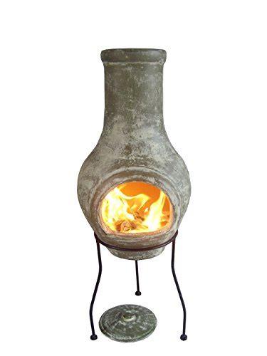 Feuerschale Aus Ton by El Fuego Lola 75 Feuerschale Aus Ton Inkl St 228 Nder Und