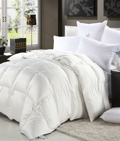 plain white bedding valtellina white plain polyester comforter buy