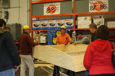 home depot demo and local paper promotion 2014 by