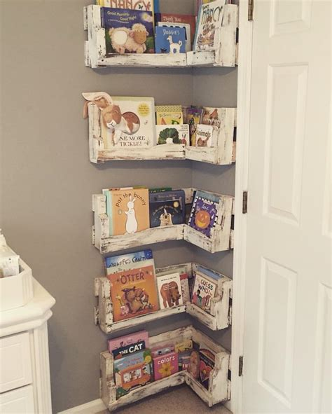 small bookshelf ideas 25 best ideas about rustic nursery on pinterest rustic