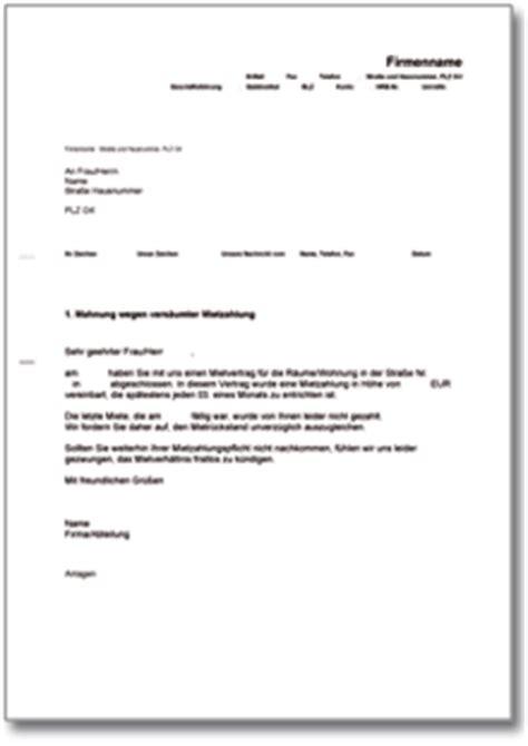 2 Mahnung Verzugszinsen Muster Beliebte Downloads Mahnungen 187 Dokumente Vorlagen