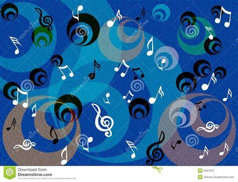 imagenes abstractas musicales notas musicales abstractas foto de archivo imagen 5297610