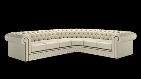 Chesterfield Corner Sofas Inadam Furniture Classic Chesterfield Corner Sofa 3 X 2 Available Is Different Leathers Sizes