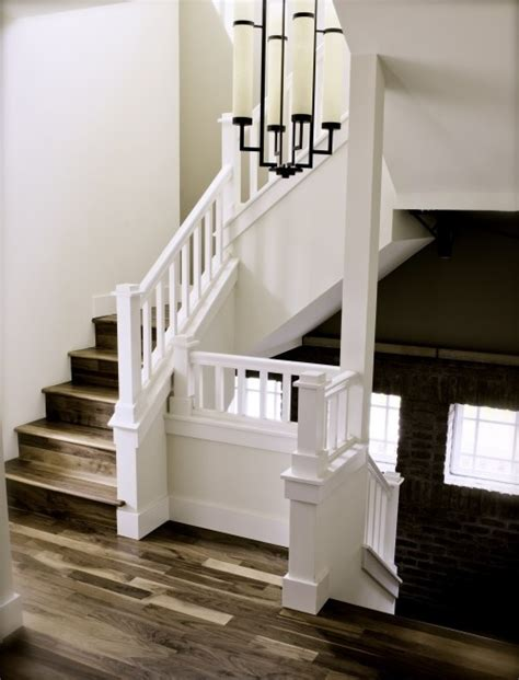 stair half wall railing studio design gallery best