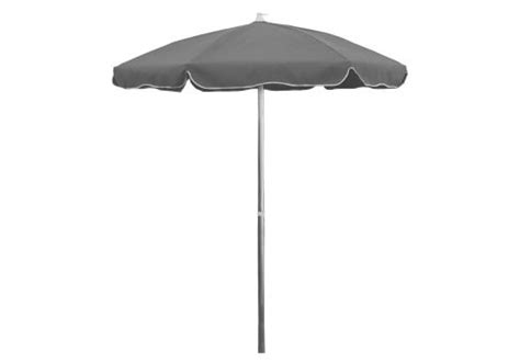 6 5 commercial logo patio umbrella aluminum pole