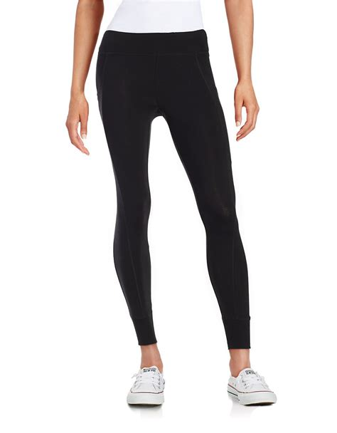Jogger Cotton Strecth by Calvin Klein Cotton Stretch Jogger In Black Lyst