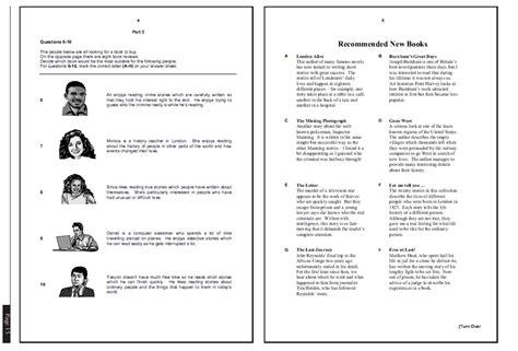 preguntas oral ingles b1 c 243 mo aprobar el reading del examen de cambridge b1 pet 2
