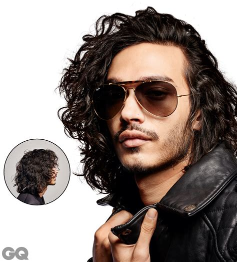 gq long hair the coolest haircuts right now gq india section