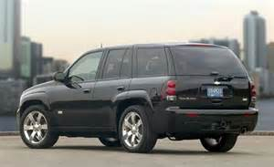 Tires Chevy Trailblazer 2007 Car And Driver
