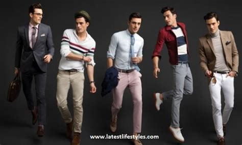 boys clothing trends for 2014 latest fashion trends for men life with style