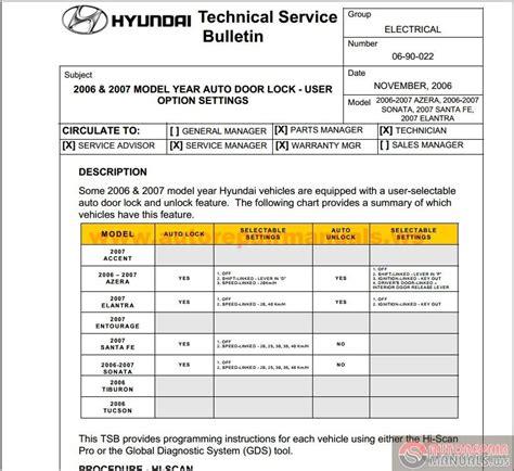manual repair free 2006 hyundai tiburon regenerative braking hyundai 2006 2007 model year auto door lock auto repair manual forum heavy equipment