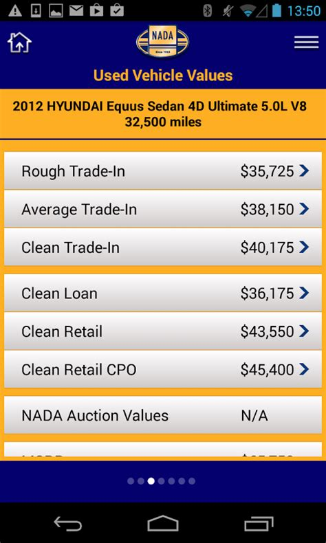 nada marketvalues android apps on play