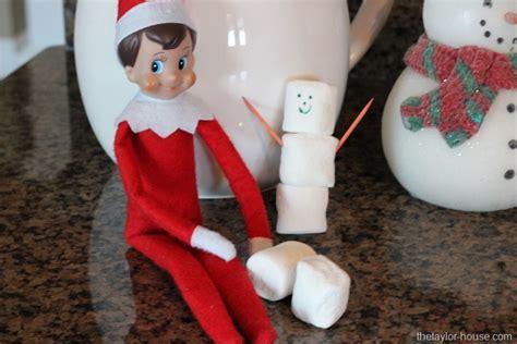 Bad On Shelf Ideas by On The Shelf Ideas A Snowman Elfontheshelf