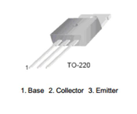 gambar transistor tip 41 datasheet pdf info
