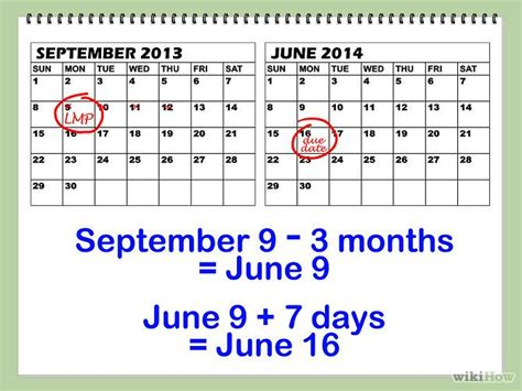 Calendar Calculator Days Of The Week 17 Best Ideas About Due Date Calculator On