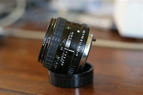 Sigmat Mini sigma mini wide ii 28mm f2 8 mf k mount quot a quot setting in