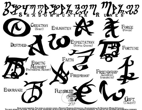 shadowhunter glyphrunes set 2 by far eviler on deviantart