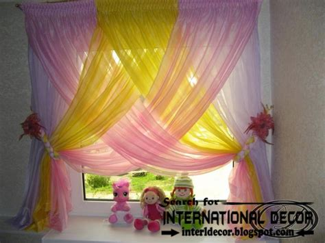 stylish bedroom amazing curtain design
