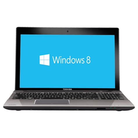 Laptop Toshiba I7 Windows 8 toshiba satellite p850 15 6 quot laptop silver intel i7 3630qm 1tb hdd 8gb ram windows