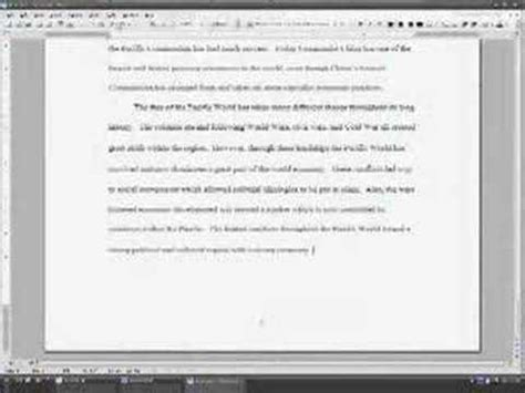 How To Make Your Paper Look Longer - how to make an essay look longer on paper trick