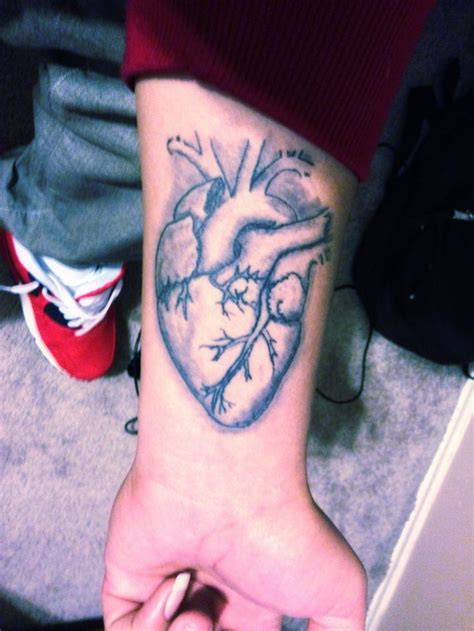 realistic heart tattoo 39 name tattoos on wrist