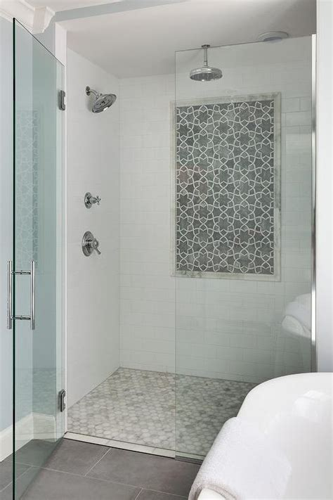 tile a bathroom shower gray dolomite moroccan shower tiles transitional bathroom