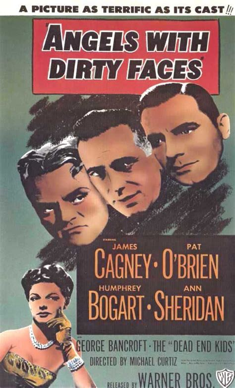 angels with dirty faces 1409126943 1000 images about tough mugs and dangerous dames on film noir movie posters and