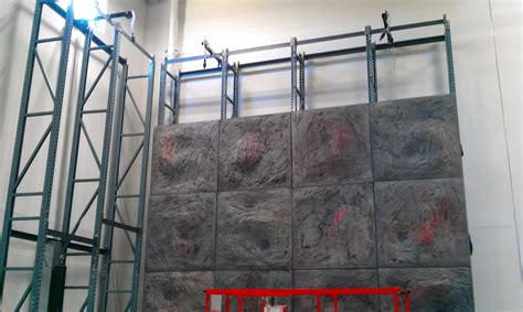 climbing wall design 187 engineering reports sierra panel system modular climbing wall adw title ad4