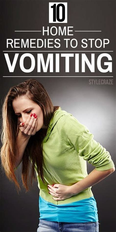 Home Remedies For Vomiting And Nausea And Personality Grooming by 14 Effective Home Remedies To Stop Vomiting Remedies