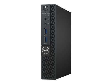 Dell Optiplex 3050 Micro I5 7500 Led 2016h 19 5 Inch optiplex 3050 micro 1 x i5 7500t 2 7 ghz ram