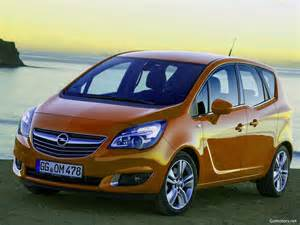 Opel Meriva Review 2014 Opel Meriva Review