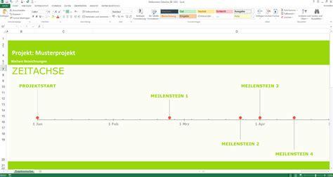 Vorlage Word Zeitplan Meilensteinplan Excel Vorlage Meilenstein Zeitachse Zeitachsenplan Meinevorlagen