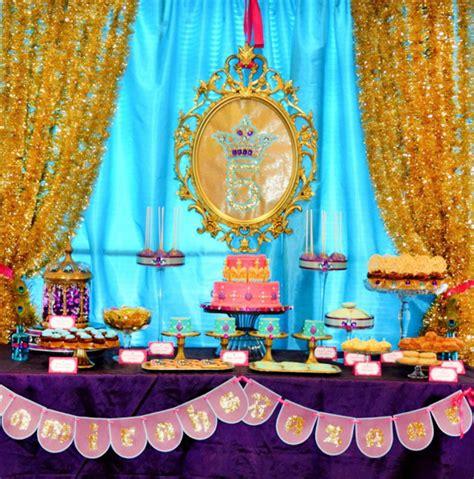 jasmine themed birthday party princess jasmine birthday party arabian nights