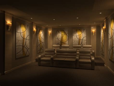 home theater design lighting home theater design and beyond by 3 d squared inc home
