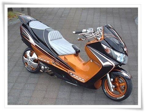 otomotif motor matic otomotif modifikasi foto motor matic modifikasi