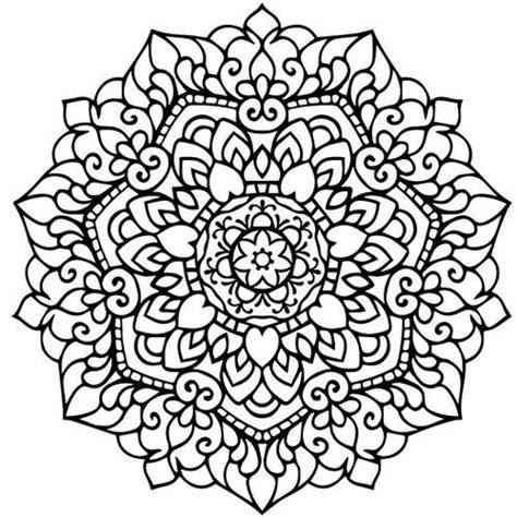 mandala coloring pages free pdf mandala coloring pages for adults mandala