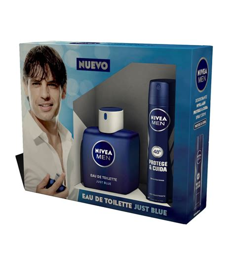 buy nivea just blue kit for perfume deodorant gt fragrances gift sets gt parfums and