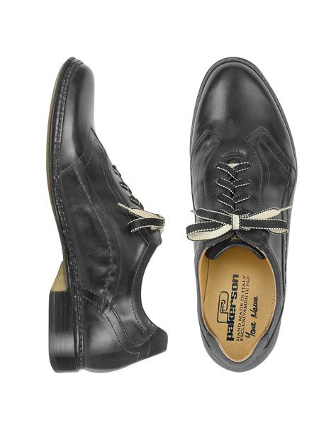 Italian Handmade Leather Shoes - handmade leather shoes designer fashion products at