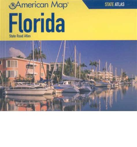 american map corporation florida state road atlas american map corporation
