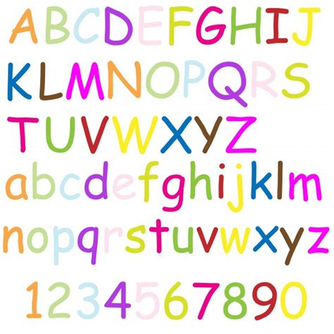 alphabet letters origins and other facts