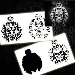 Airbrush Stencil Template by Airbrush Skull Stencils Promotion Shop For Promotional