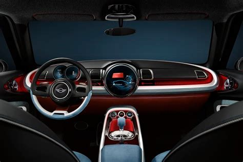 mini cooper 2017 interior 2015 mini clubman interior design youtube