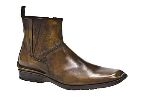 bacco bucci crosby leather ankle boot dsw