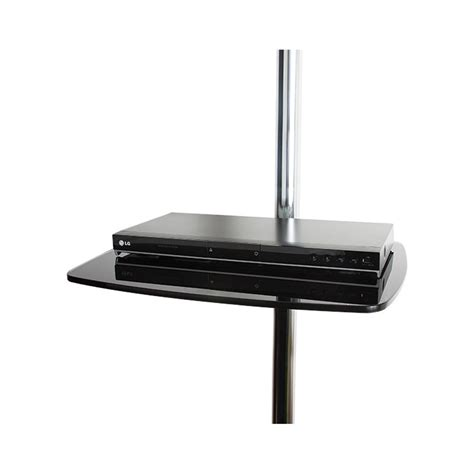 b tech glass shelf mount bt7171 b tradeworks